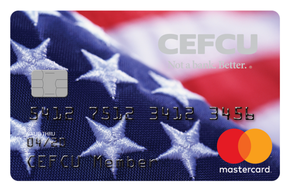 CEFCU Rewards Mastercard