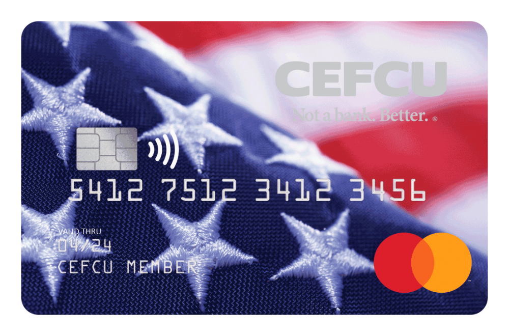 CEFCU Rewards Mastercard