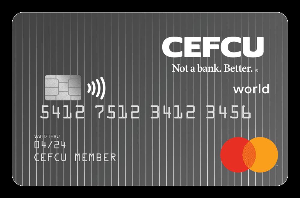 CEFCU World Mastercard