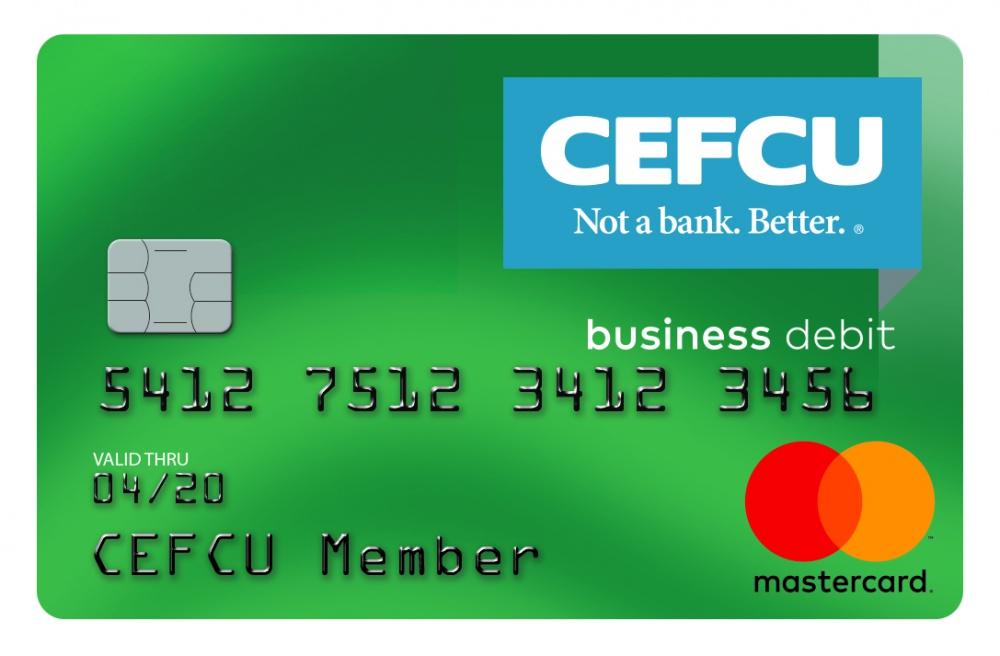 Business Debit Card - CEFCU