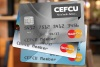 Group of CEFCU MasterCards with EMV chips