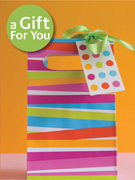 A gift for you Gift Card Holder